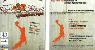 Flyer Baskidball
