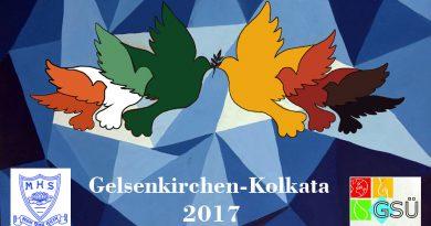 Aktuelles Logog des Austauschprojekts