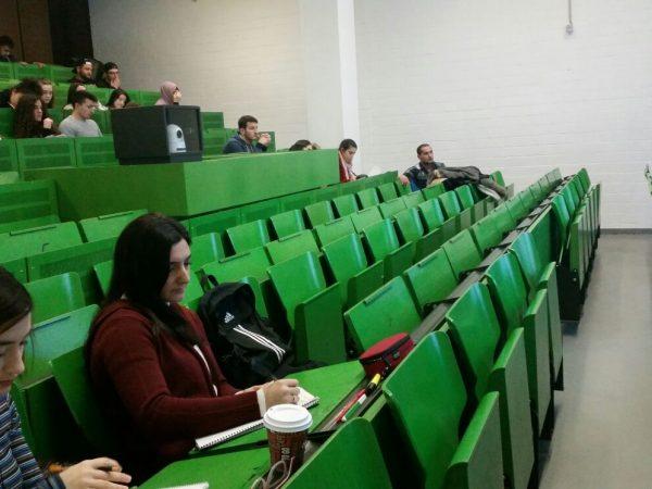 Turkistik-Seminar an der Universität Duisburg-Essen