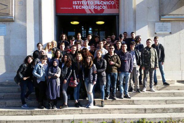 1703_Die Partnerschule in Terni