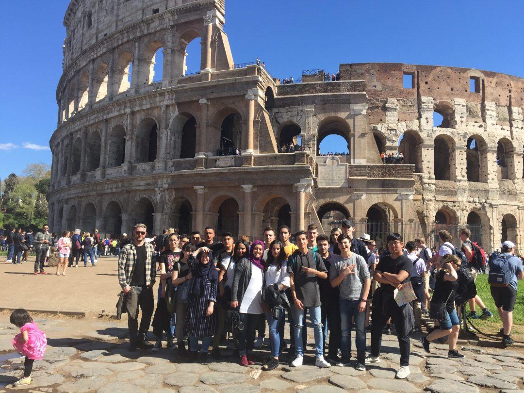 1710_Sightseeing Rom