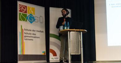 Vortrag von Prof. Dr. El-Mafaalani
