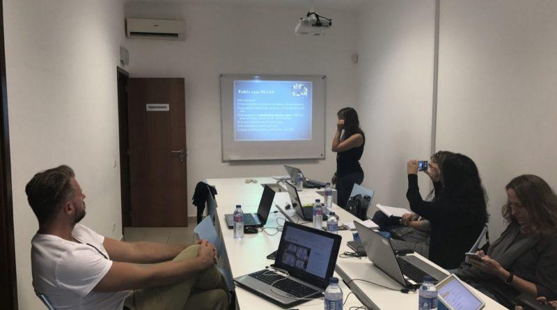 Lehrerfortbildung zum Thema Inklusion in Portugal