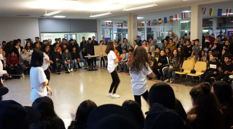 Schulfest 2017 – Tanzclub und Lesecafé
