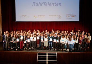 Ruhrtalente – Stipendienprogramm für Schüler