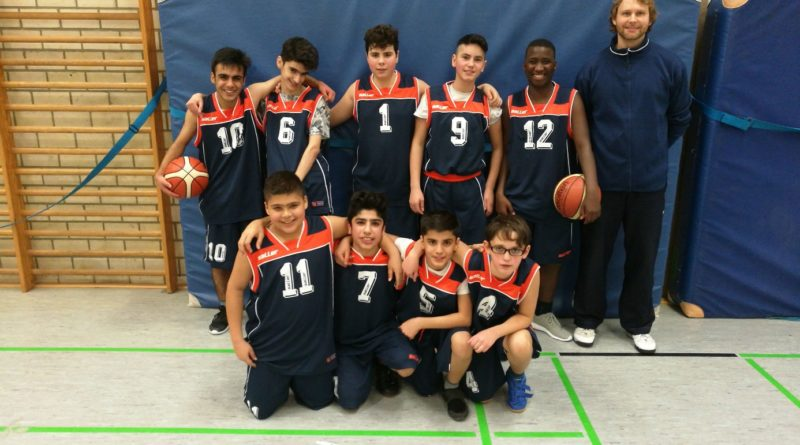 Basketball – Stadtmeisterschaft 2017