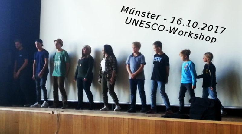 UNESCO-Auftaktveranstaltung zum Filmwettbewerb Agenda 2030