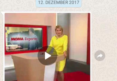 Die GSÜ im ARD-Morgenmagazin