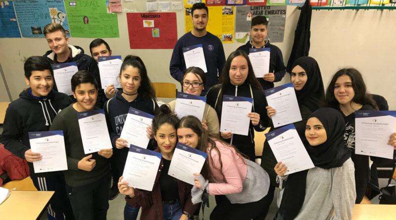 Gesamtschule Ückendorf erhält eTwinning-Qualitätssiegel