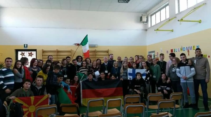 """effective and active learning"" – Erasmusprojekt in Italien"