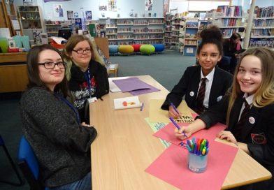 """Forget me not"" – Besuch der Projektpartnerschule in Großbritannien"