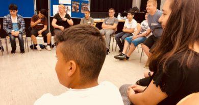 buddY-Workshop – oder wenn Verantwortung im Vordergrund steht