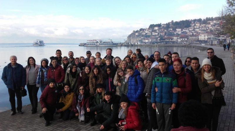 Erasmus in Mazedonien