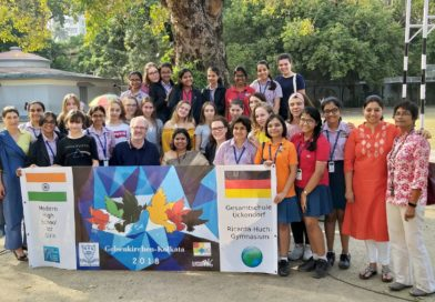 Indienaustausch 2018 – Projektarbeit in Kolkata