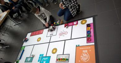 Robotik-Wettbewerb des ZDI