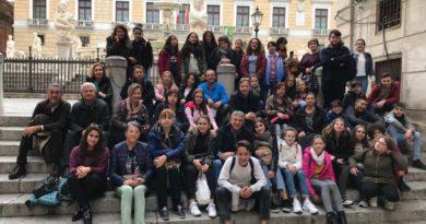 "Drittes Meeting des Erasmus-Projekts ""Safe School – Succesful Studens"""