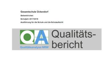 Bericht der Qualitätsanalyse