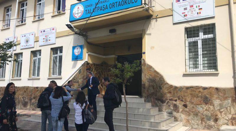 Inklusion in Europa – Viertes Erasmus-Projektmeeting in Izmir