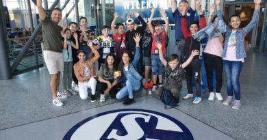 #hello- Schalker Fanprojekt an der GSÜ