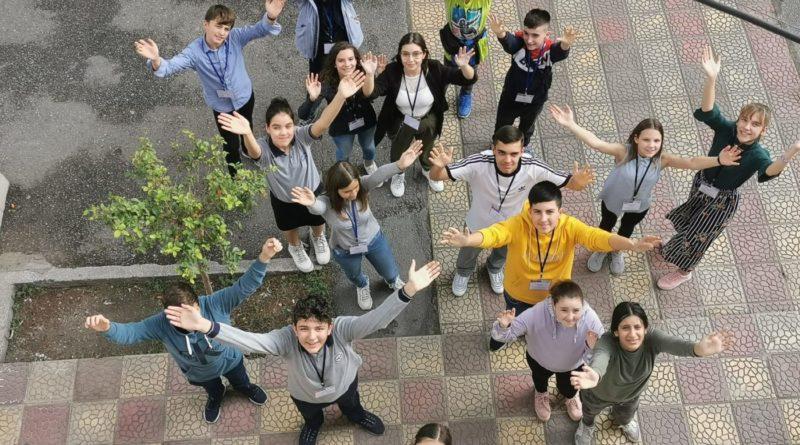 "Viertes Meeting des Erasmus-Projekts ""Safe School – Successful Students"""