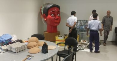 Kolkata – upcycling workshop