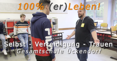 100 % (er)leben – Workshoptag