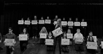 Erfolgreiche Teilnahme an den 20. Schultheatertagen der Stadt Gelsenkirchen