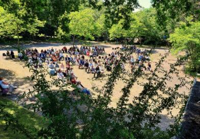 Open Air – Zeugnisvergabe an den Abiturjahrgang 2020