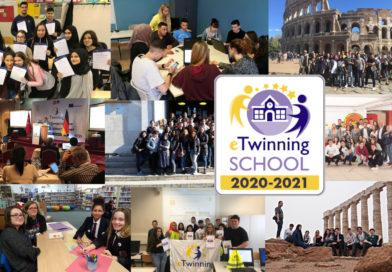 GSÜ wird eTwinning Schule 2020-21