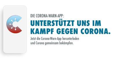 Die GSÜ empfiehlt die Nutzung der Corona-Warn-App