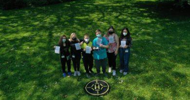 Erasmus-Plus: Drohnenprojekt